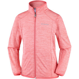 Columbia Wilderness Way Fleece Jacket Kinder hot coral